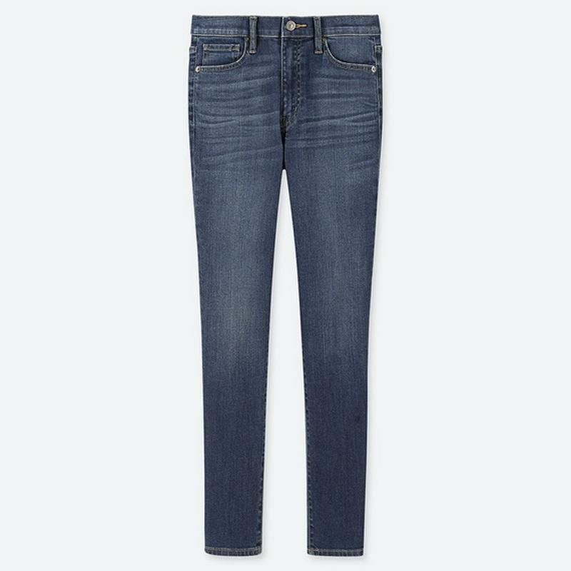 ハイライズシガレットジーンズ(丈標準70cm)