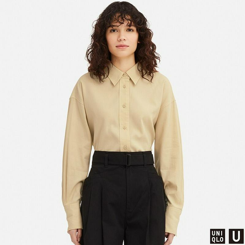 ビッグシャツ(長袖)