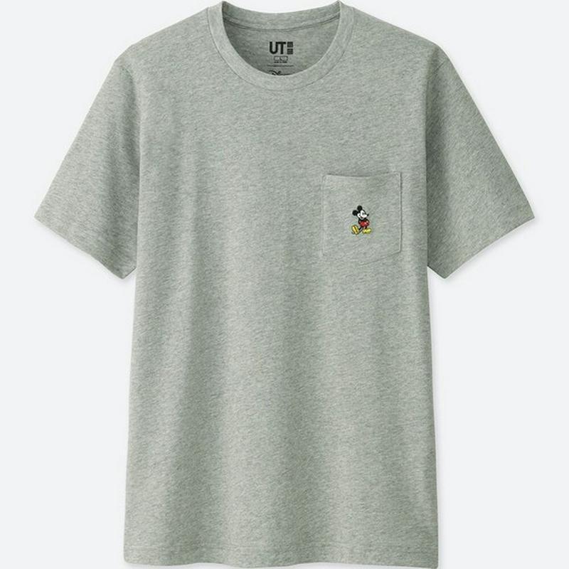 ミッキー スタンズ UT(グラフィックTシャツ・半袖)