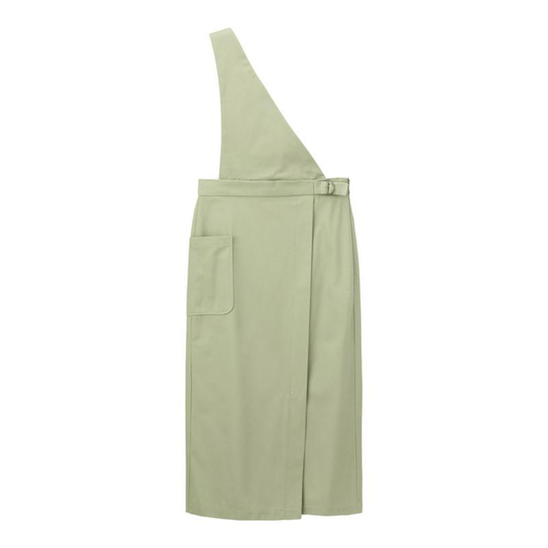 サス付きナローミディスカート