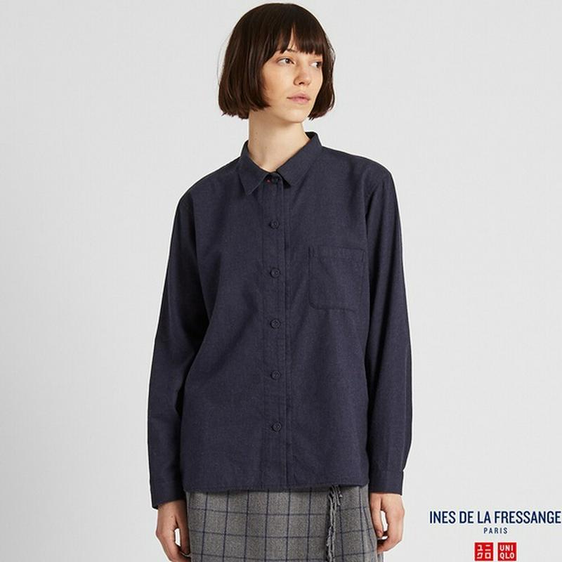 フランネルシャツ(長袖)