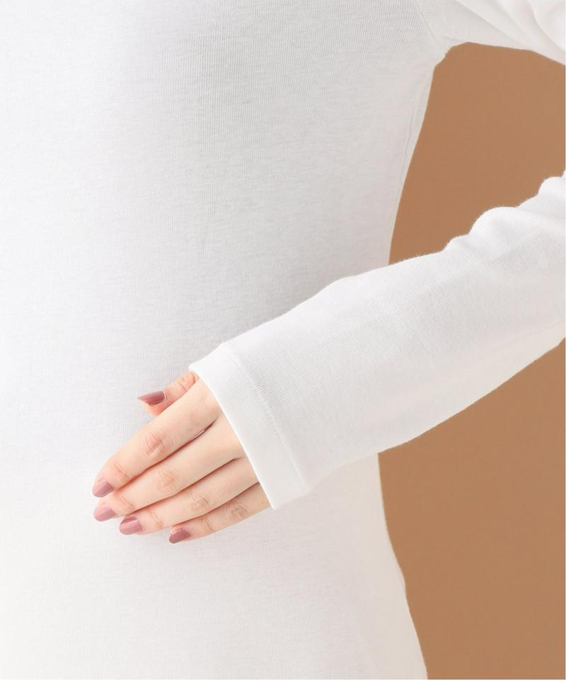 【PETIT BATEAU/プチバトー】 クルーネックカットソー