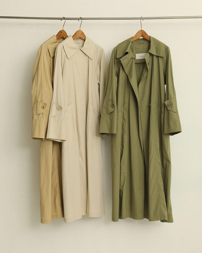 Tuck Over Trenchcoat