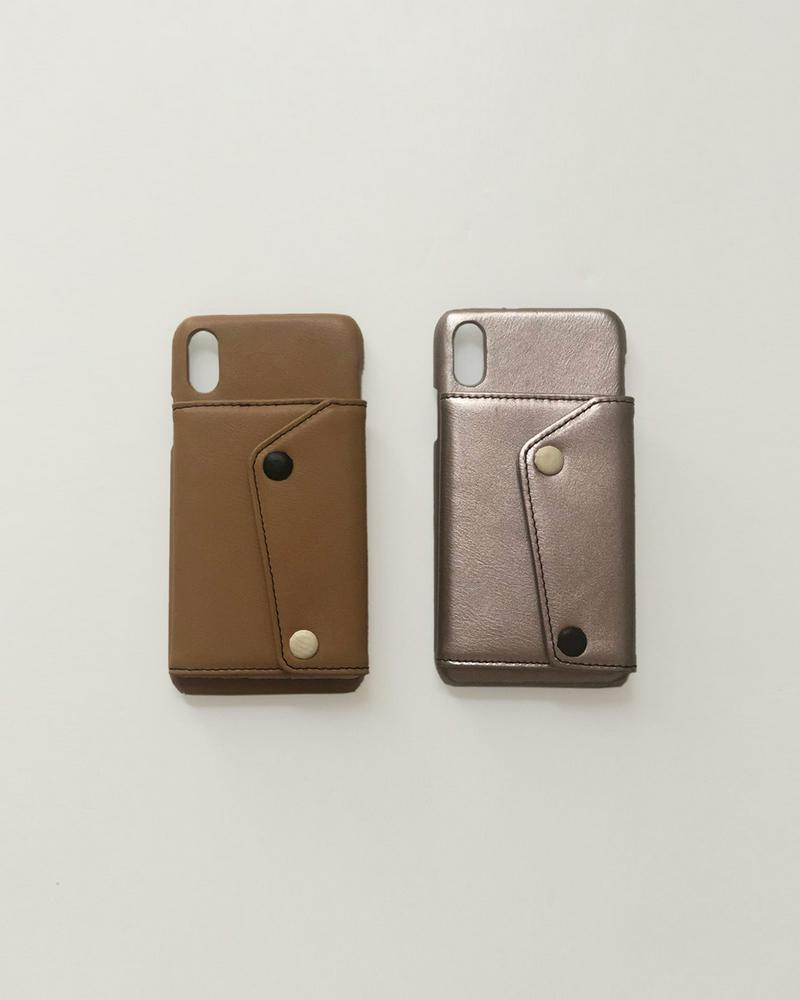 Cardpocket i-phone Case