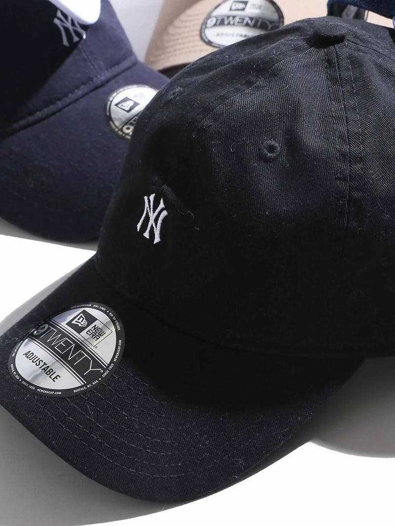NEW ERA|ミニロゴ9TWENTYキャップ【別注】