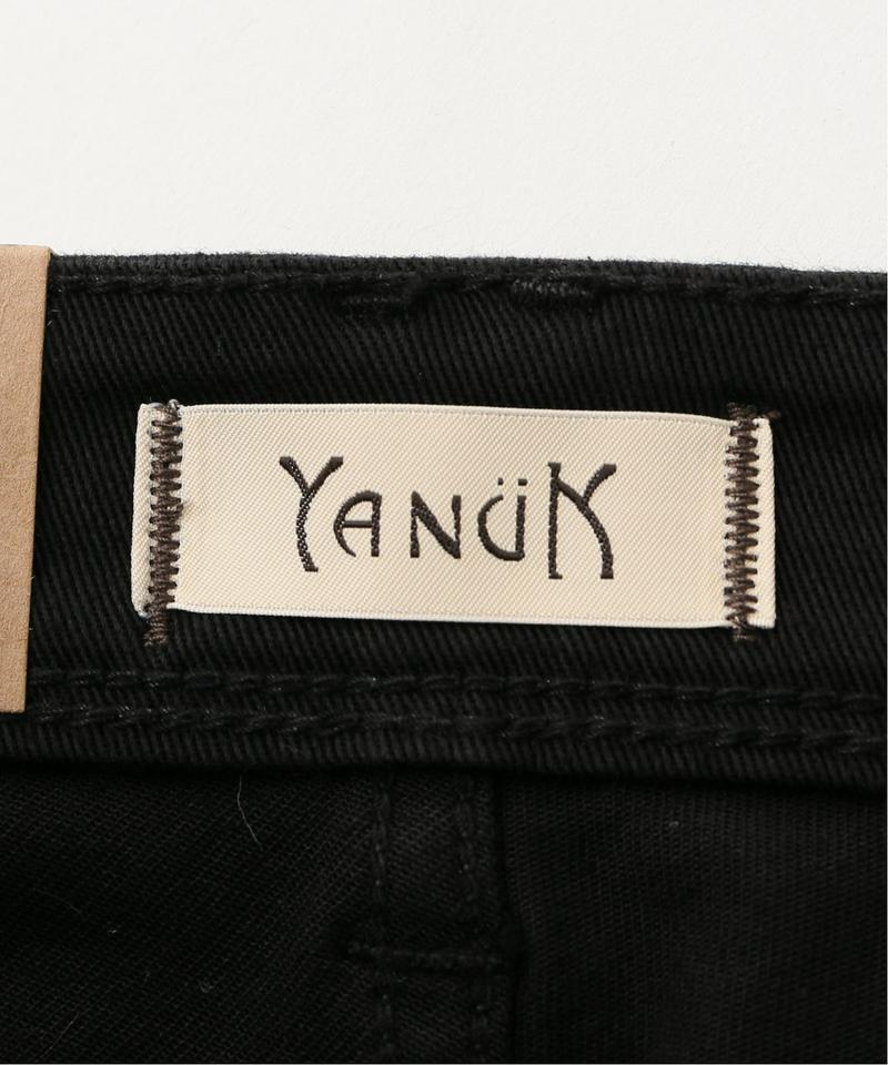 《追加》【YANUK/ヤヌーク】PATRICIA ANKLE(ブラック)◆