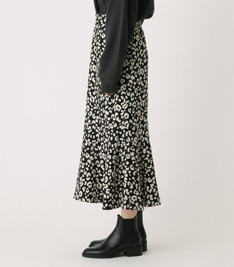 LEOPARD MERMAID SKIRT/レオパードマーメイドスカート