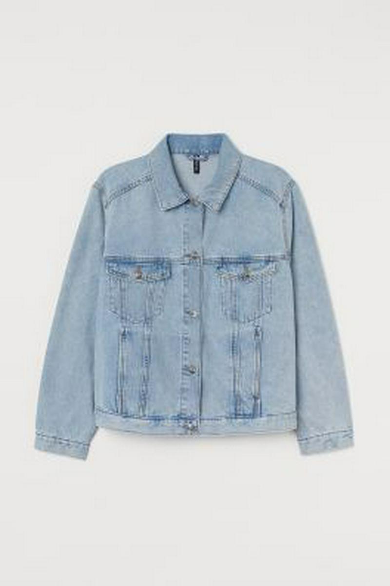 H&M+ デニムジャケット