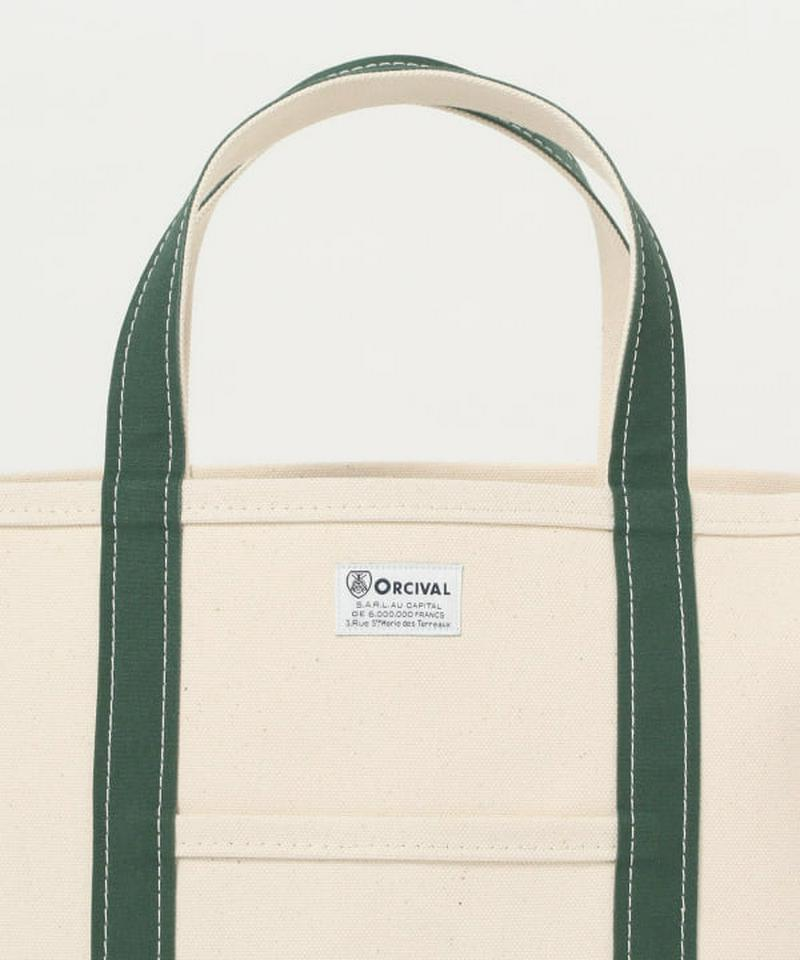 ORCIVAL / トートバッグ M