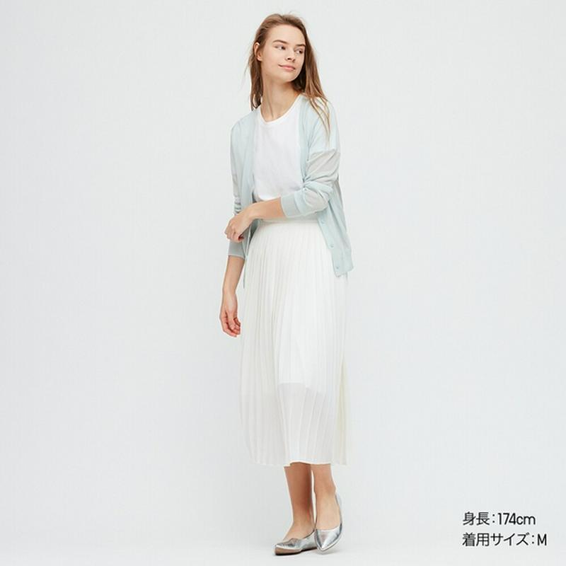 ライトVネックカーディガン(長袖)