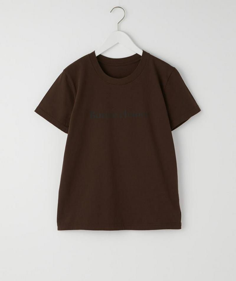 upper hights(アッパーハイツ) 【PLST限定】Upper Hights ロゴTシャツ