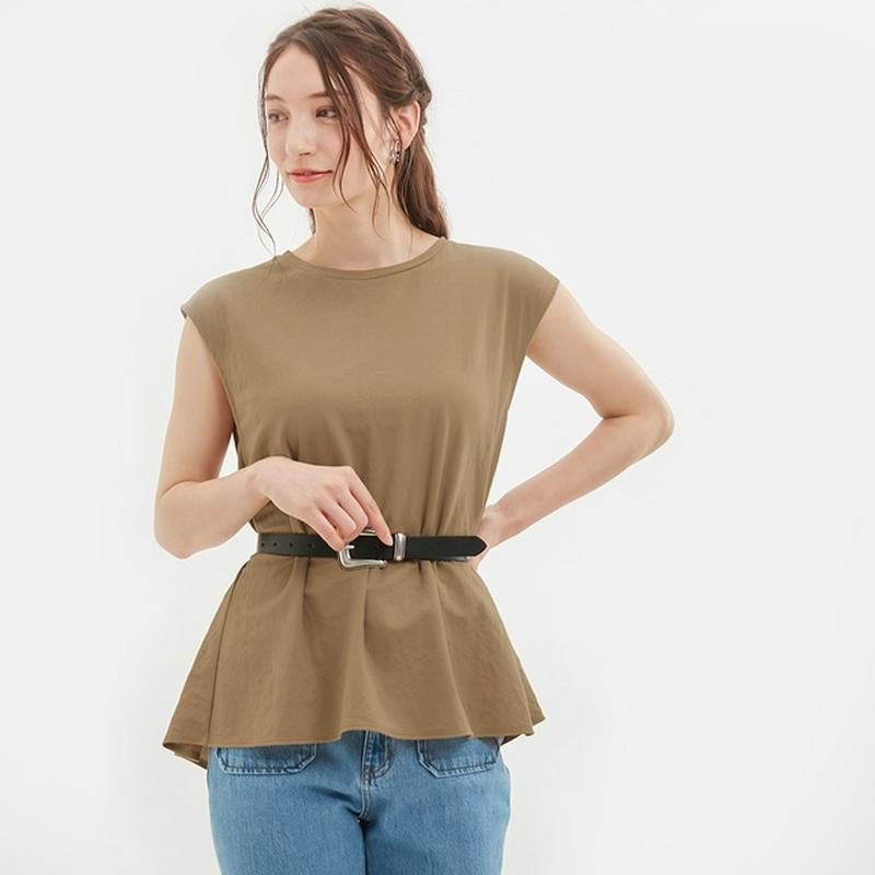 AラインT(半袖)(セットアップ可能)