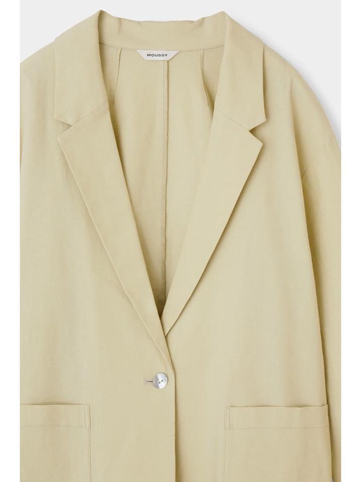 OVERSIZED SINGLE ジャケット(MOUSSY)