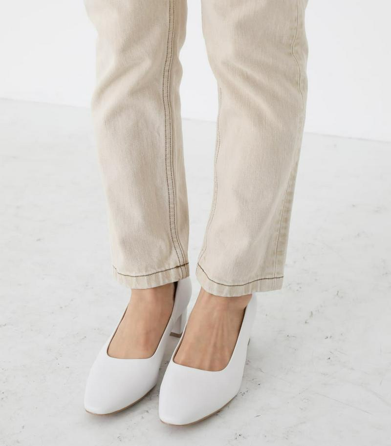 HUILA beige denim