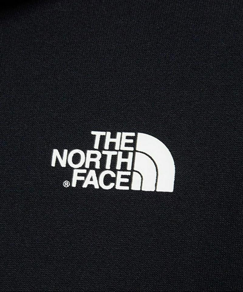 THE NORTH FACE ザ・ノースフェイス パーカー Back Square Logo Hoodie ブラック NT120