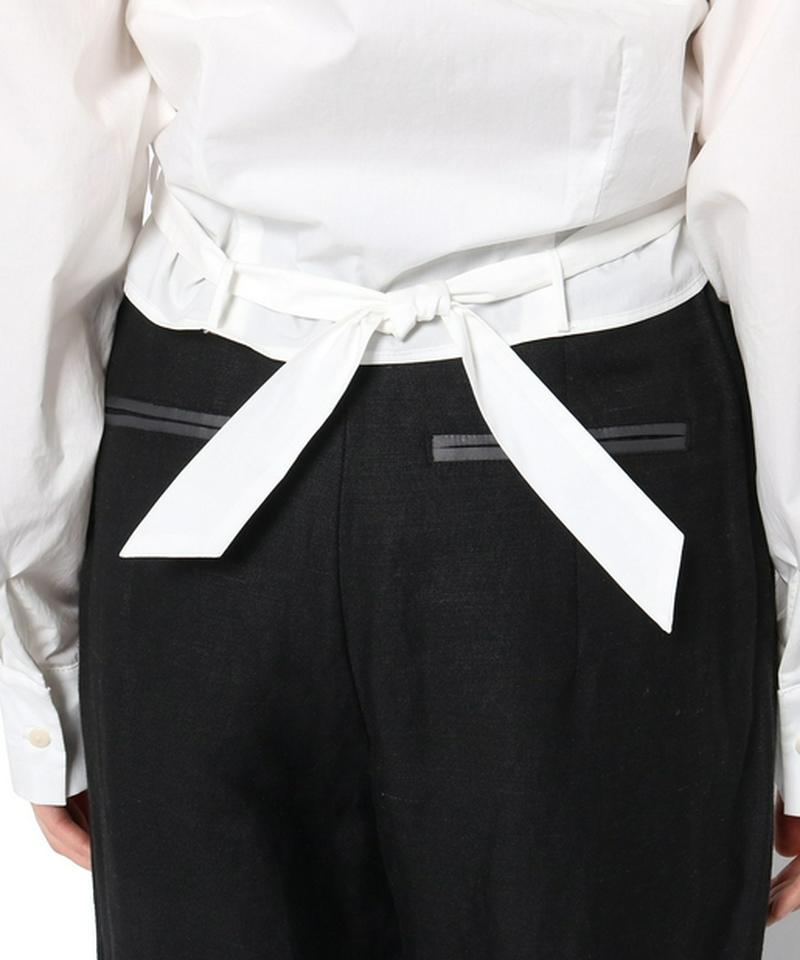 【SHAINA MOTE】カシュクールシャツ