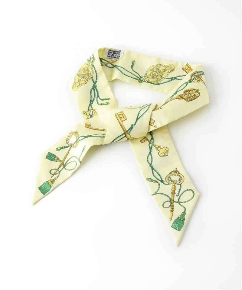 HERMES スカーフ ツイリー