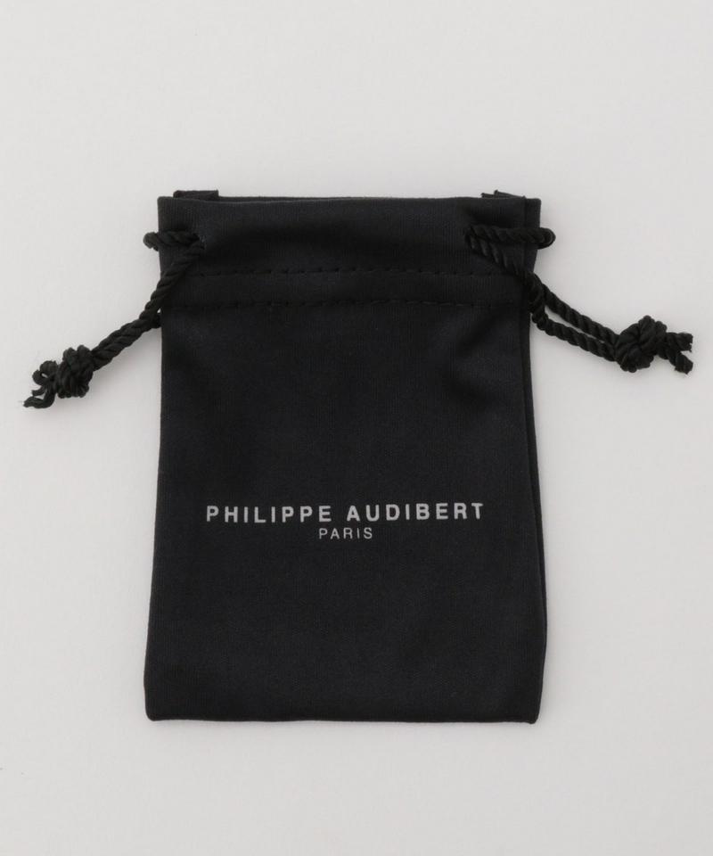 PHILIPPE AUDIBERT/バイカラーチェーンブレス