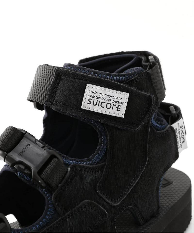【SUICOKE for CITYSHOP】OG-086V/BOAK-V(BK)(CITYSHOP)