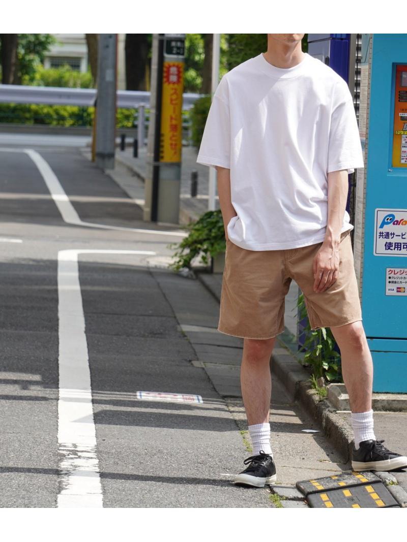 【HanesforBIOTOP】MOCKNECKPACT-shirts(2pcs)