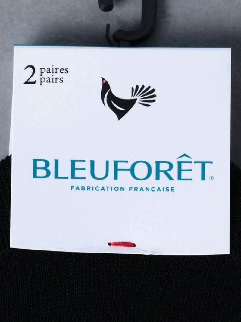 <BLEUFORET(ブルーフォレ)>FOOTLETS2PACKソックス