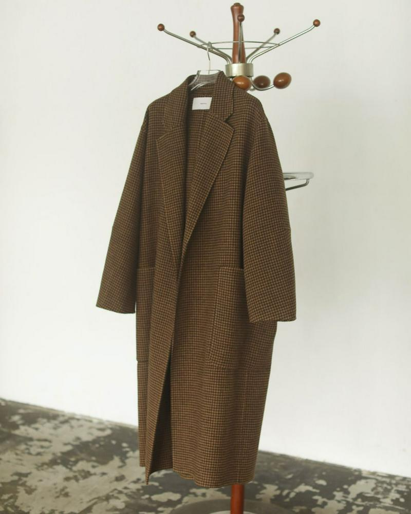 Over Check Coat