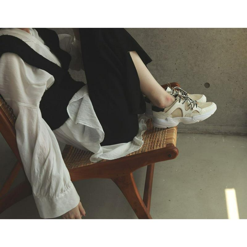 【2020AW 新作】 Lucida(ルシーダ) レディーススニーカー 【Arcturus】 (WHT)
