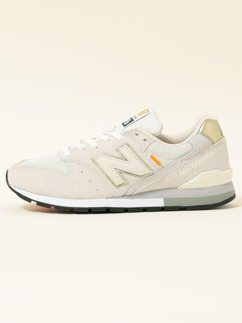 NEW BALANCE:CM996 WHITE(SHIPS any)