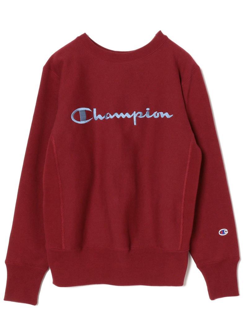 Champion:クルーネックプルオーバー(Khaju)