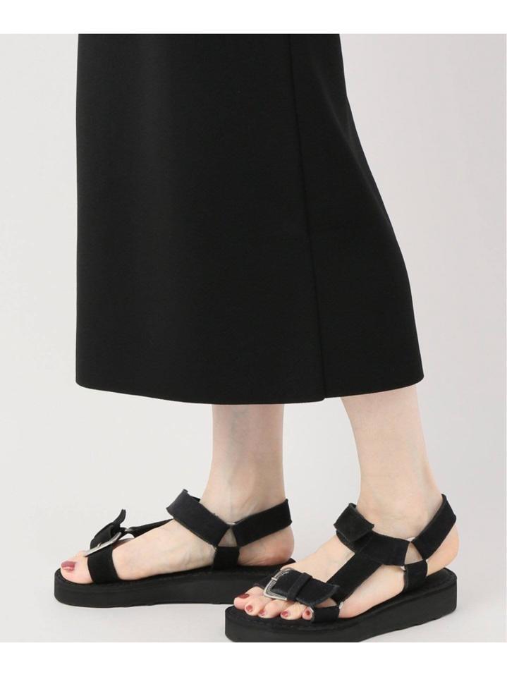 CU/PE Knit スカート