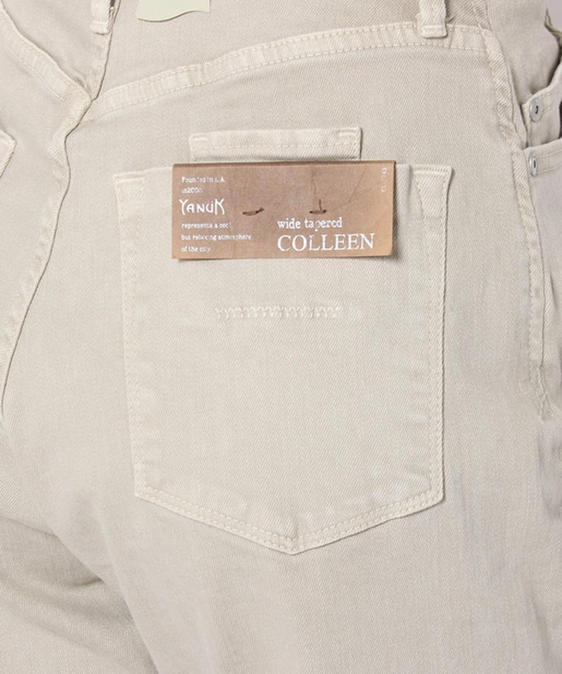 【YANUK】COLLEEN-color / コリーン ベージュ