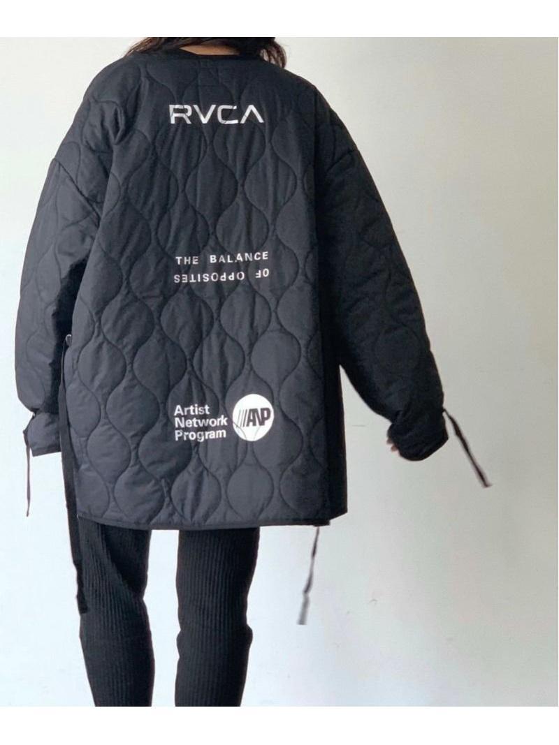 RVCA/RVCA(ルーカ) キルティングジャケット/BA042-764(RVCA)