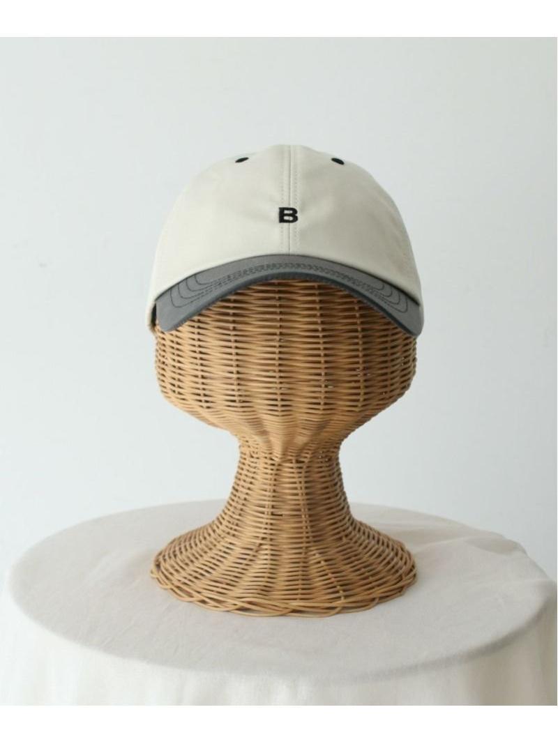 Via j/Via j(ヴィアジェイ) Bロゴ配色CAP(via j)