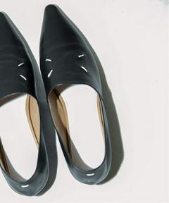 【Maison Margiela/メゾンマルジェラ】4 stiches loafers(CITYSHOP)