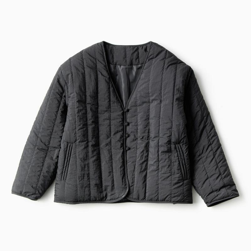 キルトジャケット(近藤千尋)