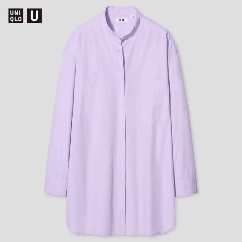 オーバーサイズシャツ(長袖)