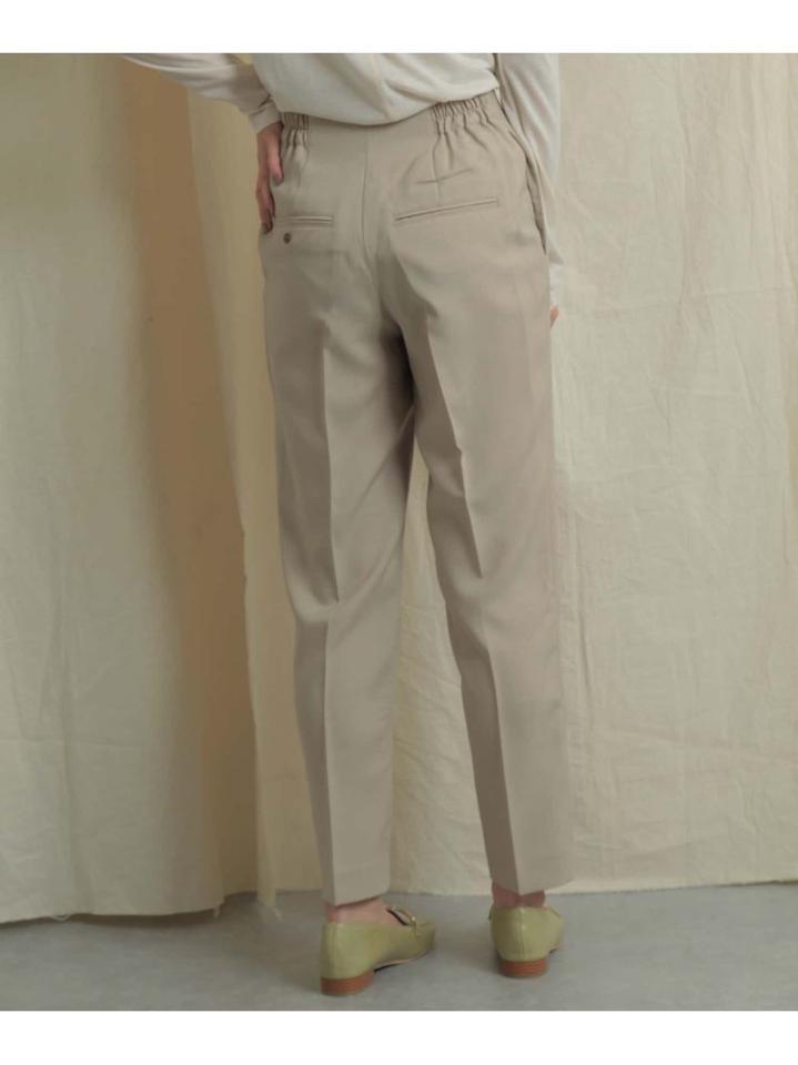 【Tallサイズ/WEB限定】ハイウエストテーパードパンツ