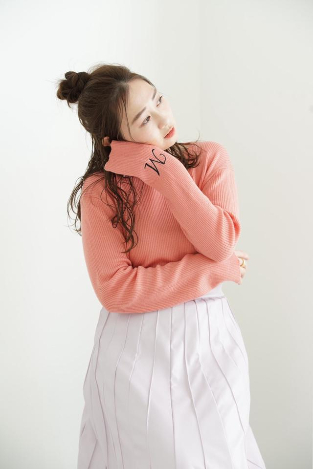 M rib knit
