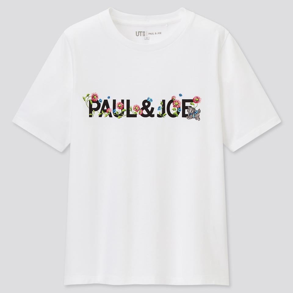 ポール & ジョー UT グラフィックTシャツ(半袖・レギュラーフィット)