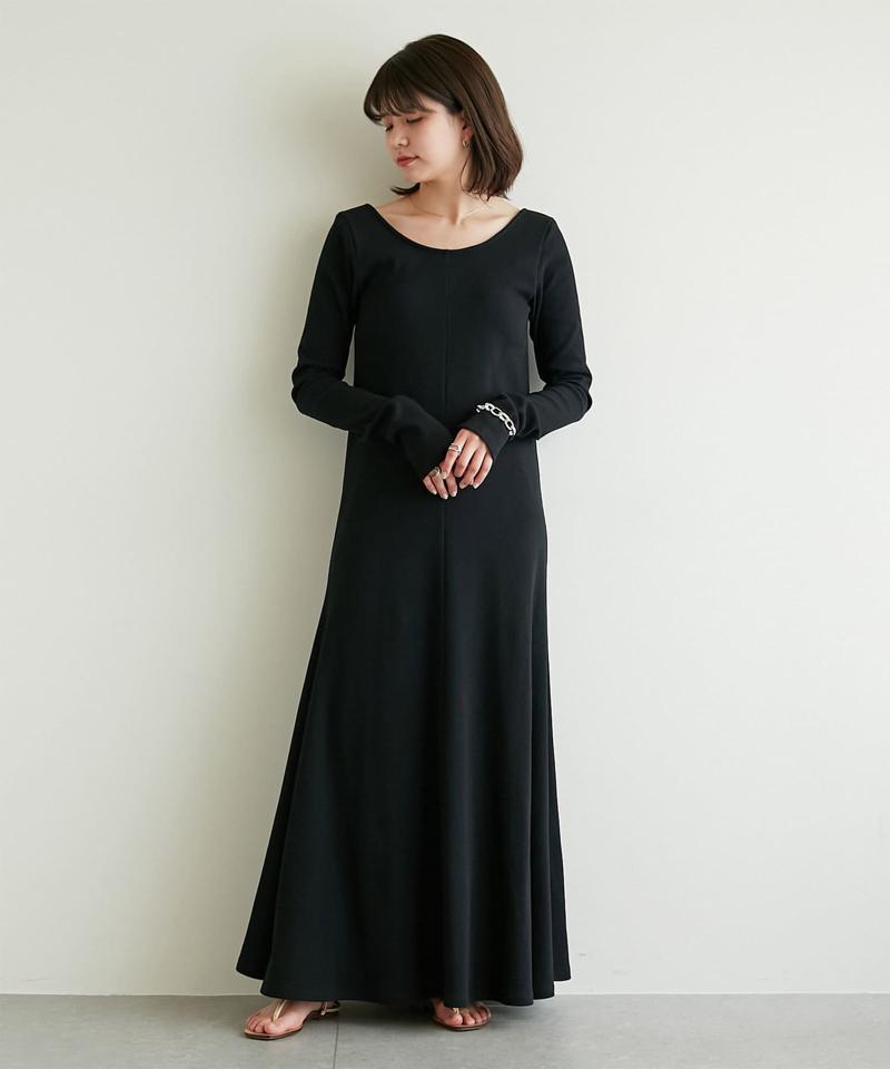 バックオープンマーメイドワンピース【オンラインストア限定商品】