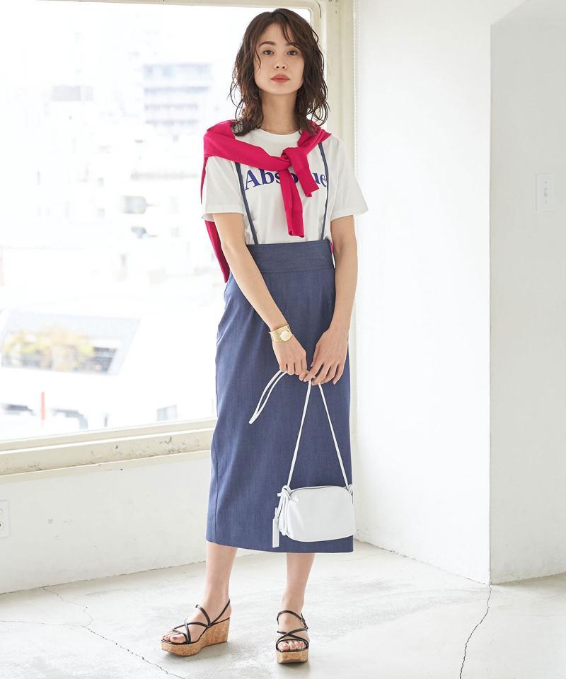 【洗える・LES PETITS BASICS】ABSOLUE Tシャツ