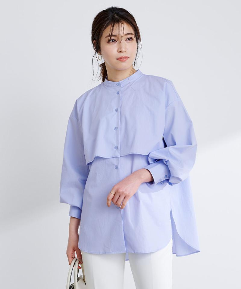 ブロードバンドカラーシャツ【メール便可/100】