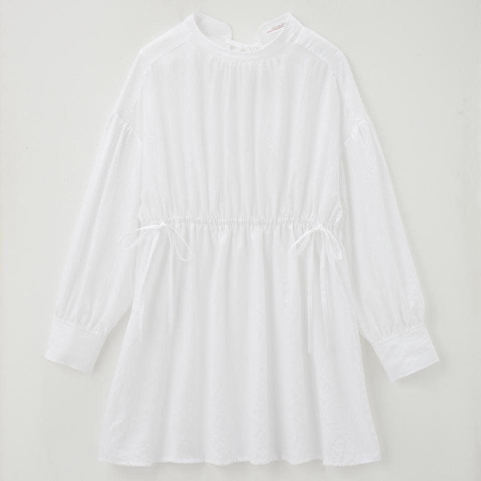 レディース ボリューム袖チュニック(インスタグラマー えだ)