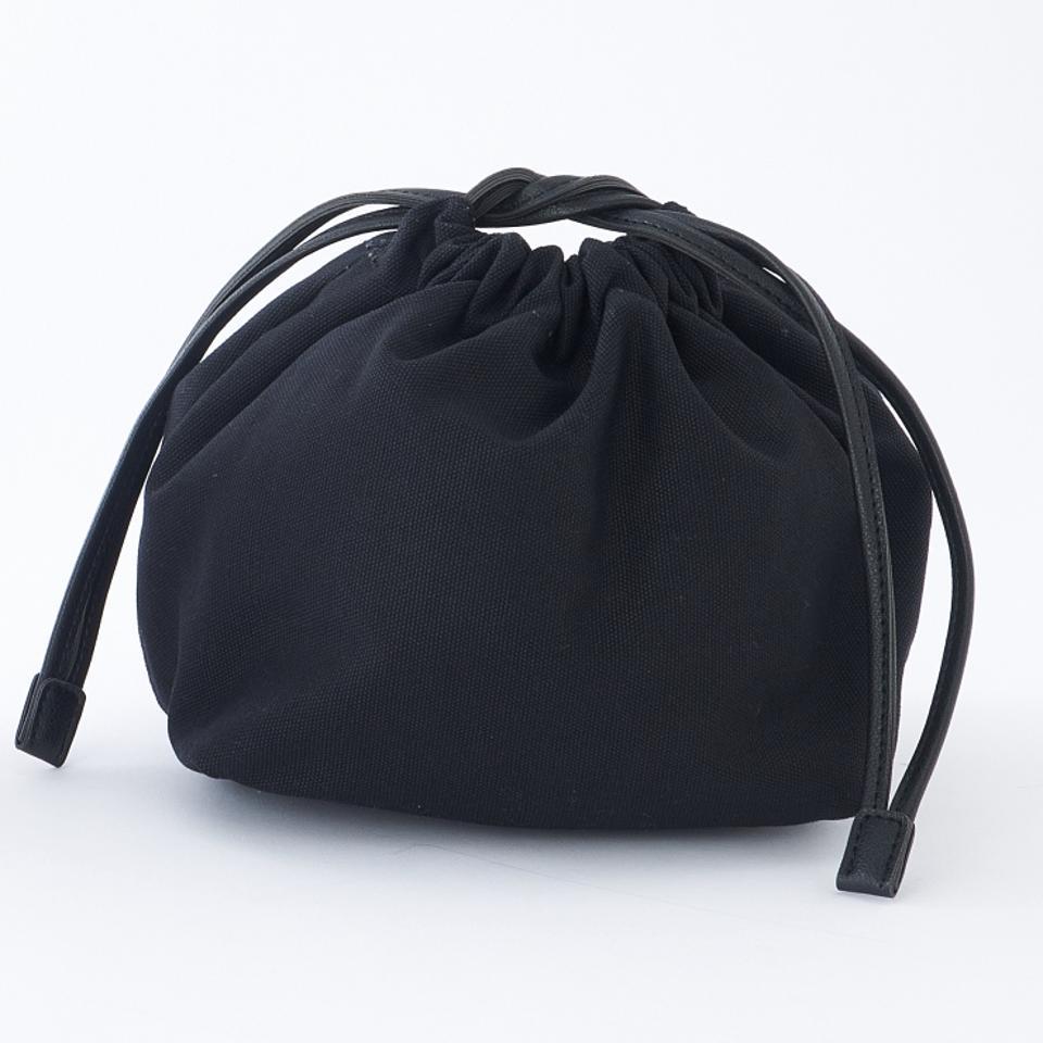 巾着付きバケツ型バッグ(MUMU&Co.)