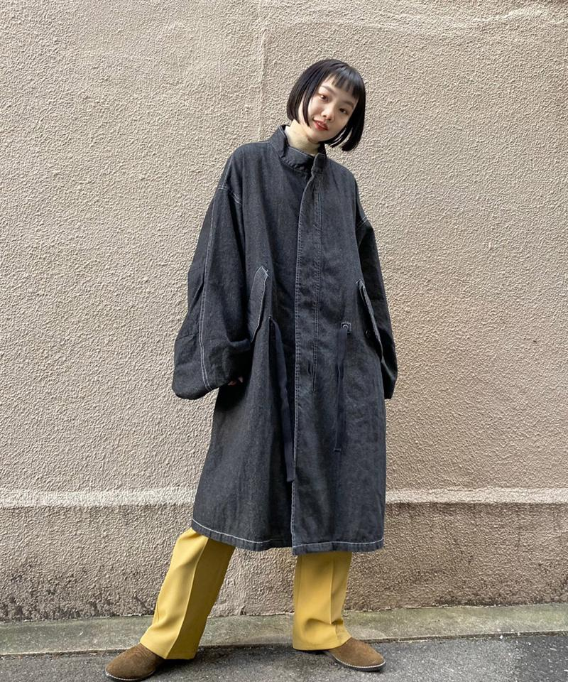 【UNISEX】M65 DENIM FIELD COAT