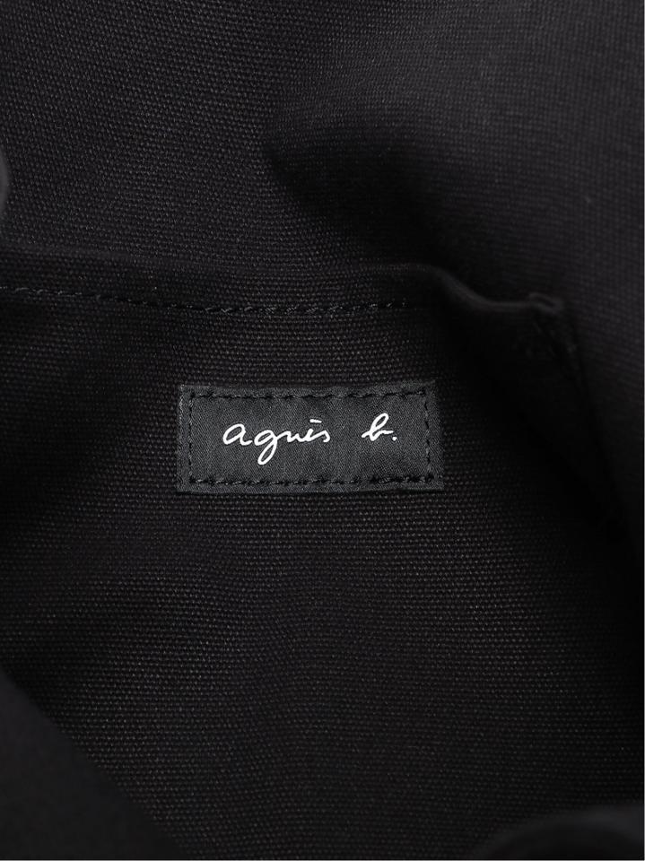 agnes b. VOYAGE/(W)【WEB限定】QAS20-01トートバッグ(agnes b. VOYAGE)