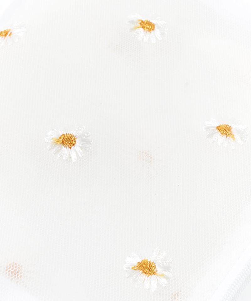 【fem fem fem】刺繍ポーチ