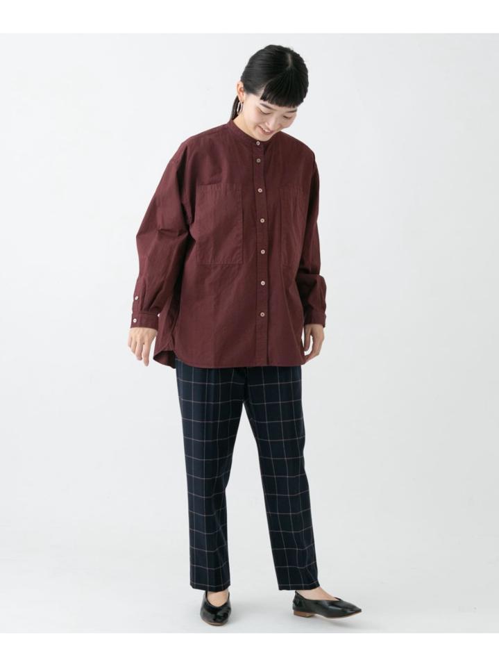 WORK NOT WORK 120/3 Wポケットワークシャツ