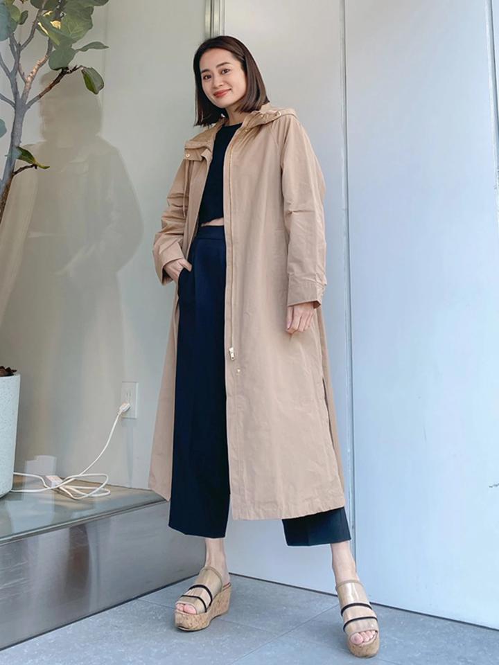 Long mods coat