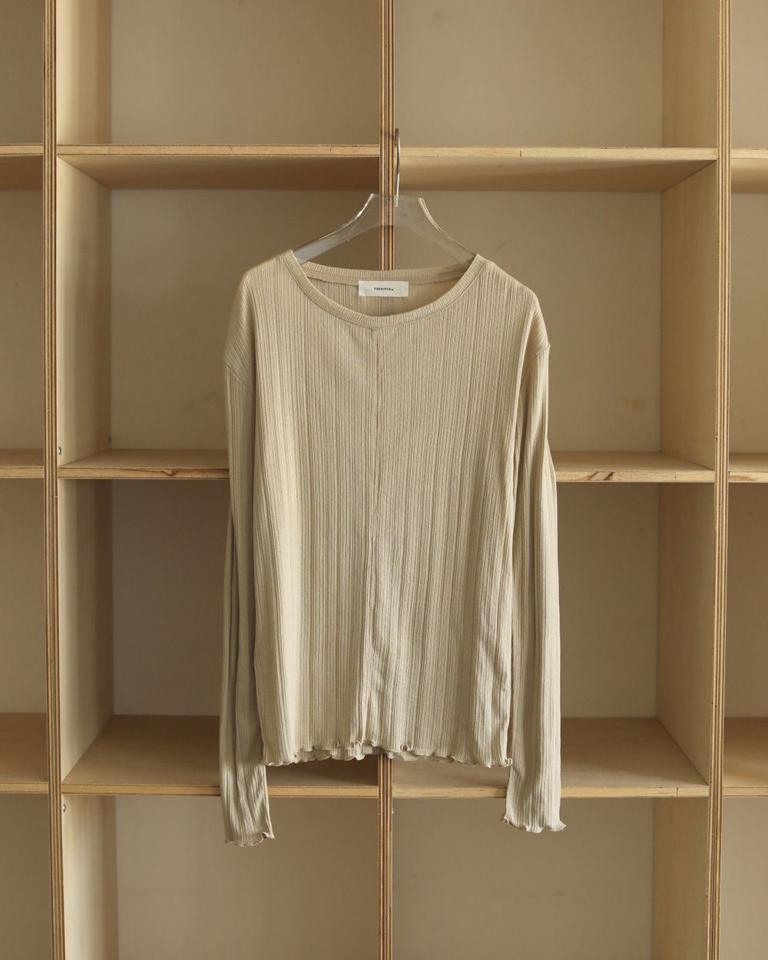 Randomrib Long Tshirts